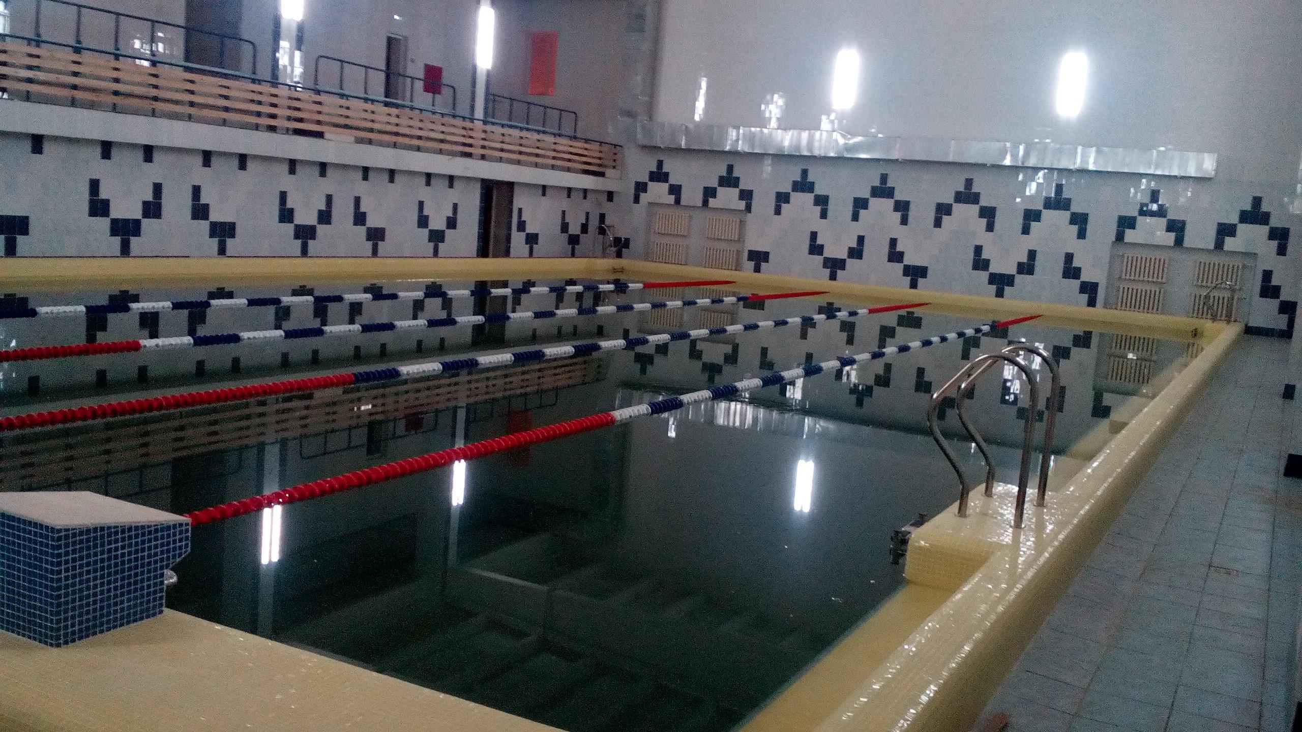 Бассейн клей юнис плиточный